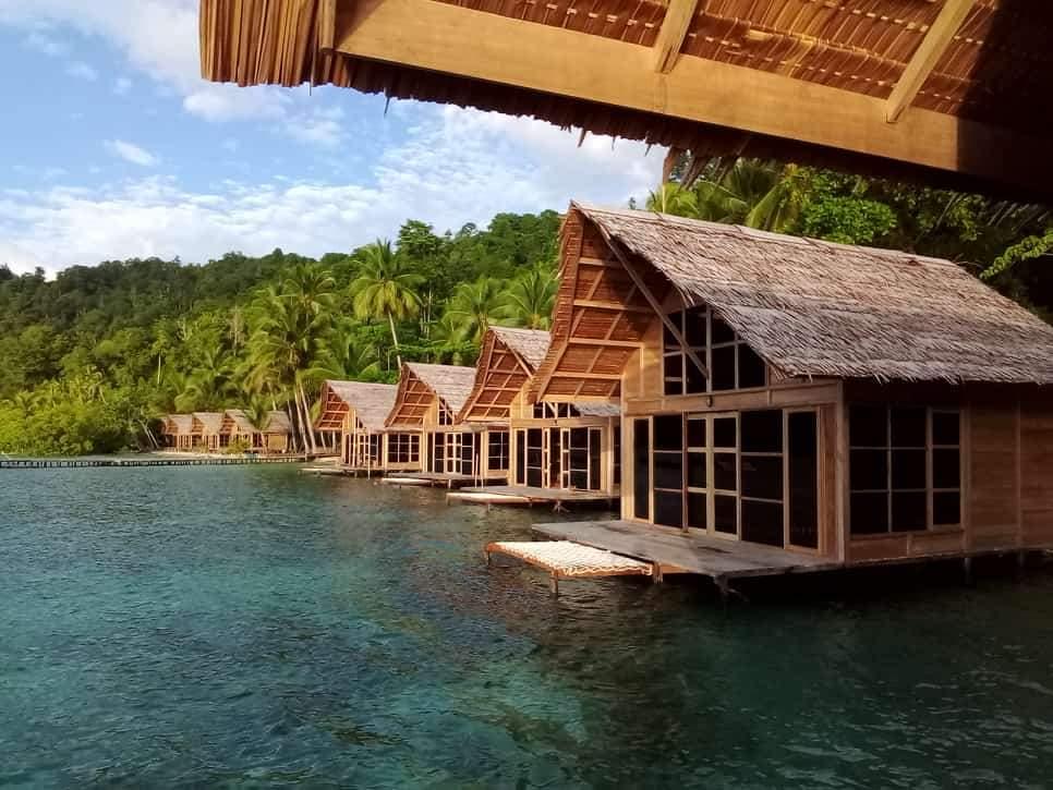 Water Villa 1